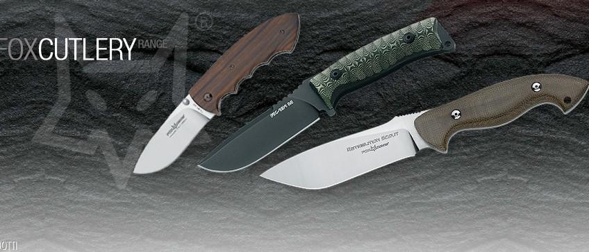 Le couteau Fox : un cadeau d'exception