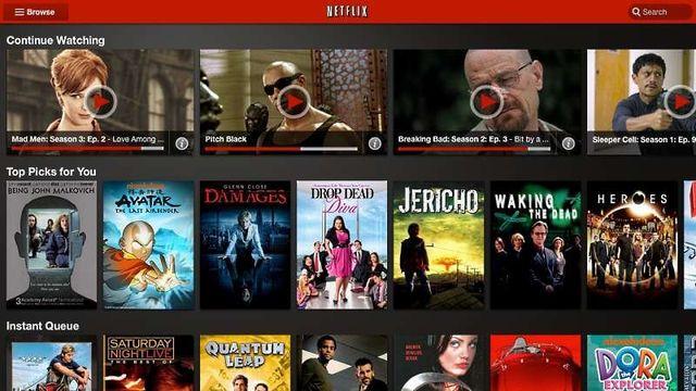 Netflix ne proposera aucun film récent