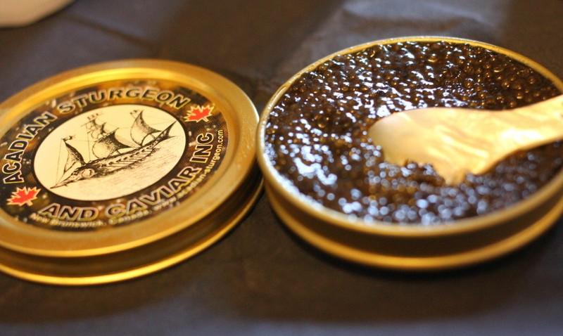 Le caviar : un produit rare, nutritif et très cher