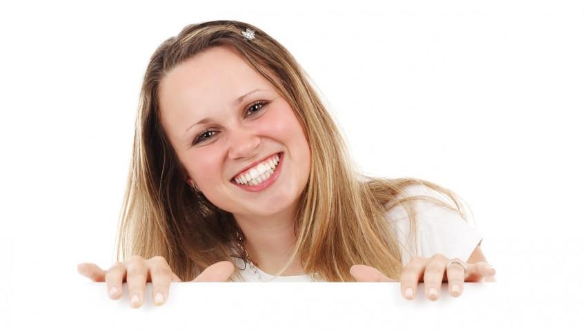 Retrouvez un joli sourire