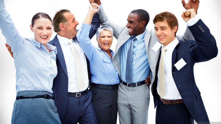 Garder son sourire au travail, c'est la santé