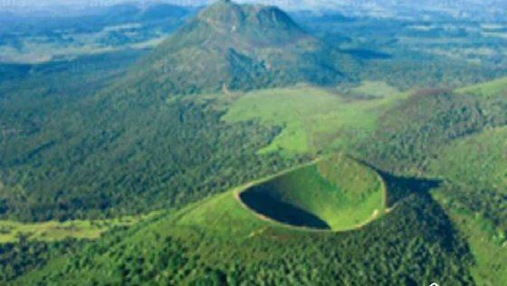 Au cœur des volcans d'Auvergne