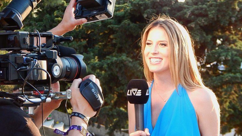 Zoom sur la profession de journaliste reporter d'images