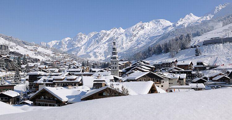 Détente, ski et loisirs : les maîtres mots de La Clusaz, station de ski