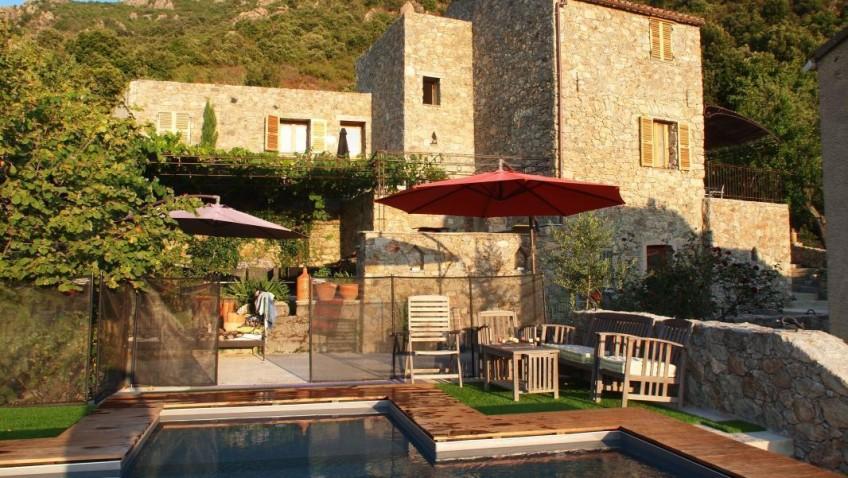 Location de vacances en Corse : choisissez le gîte rural