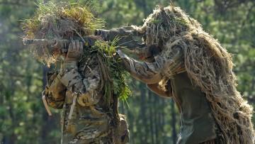 Airsoft, photographie animalière, chasse… Adoptez la bonne tenue camouflage !