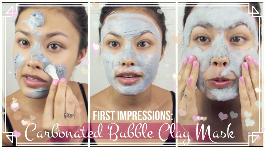Le « bubble mask » à la pointe de la tendance