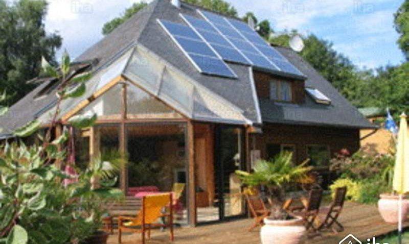 Une maison passive pour un habitat confortable et économe en énergie