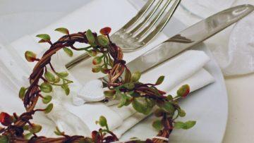 Des styles de tables de mariage tendance