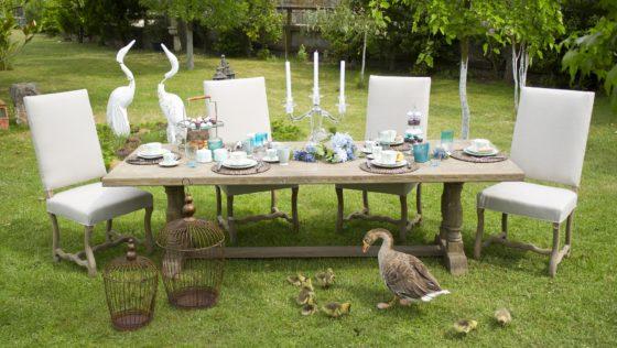 Comment choisir sa table de jardin ?